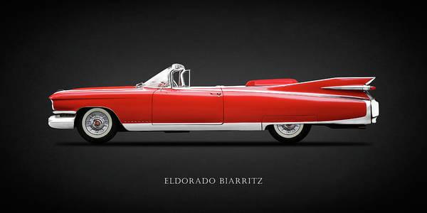 Cadillac Photograph - The Eldorado Biarritz by Mark Rogan