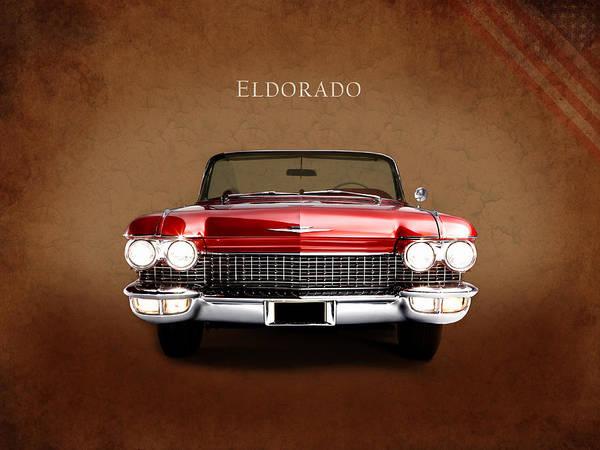 Cadillac Photograph - The Eldorado by Mark Rogan