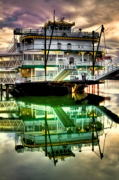 Photograph - The Emerald Queen by David Patterson