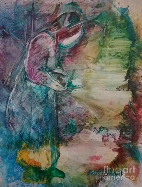 Painting - The Empty Tomb by Deborah Nell
