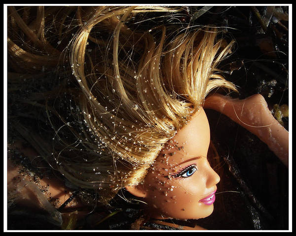 Doll Parts Photograph - The End Of Barbie by Drew Smith