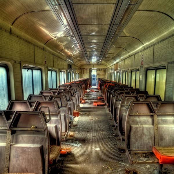 Photograph - The End Of The Line by David Patterson