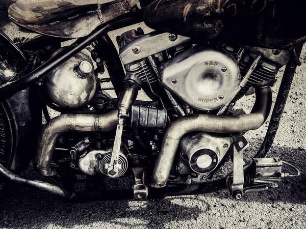 Photograph - The Engine by Ari Salmela