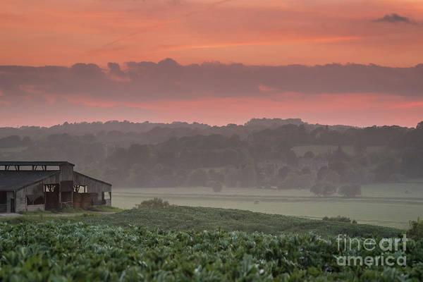 The English Landscape 2 Art Print