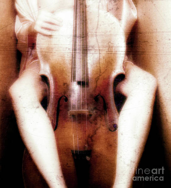 Wall Art - Photograph - The Erotic Of Sound by ManDig Studios