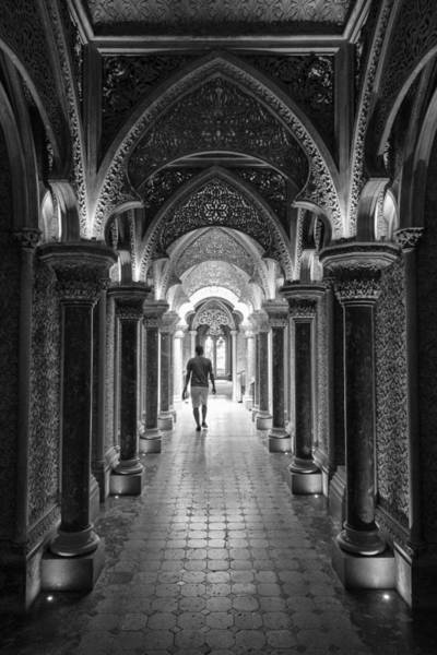 Catholic Photograph - The Escape Of The Nuns by Luis Sarmento