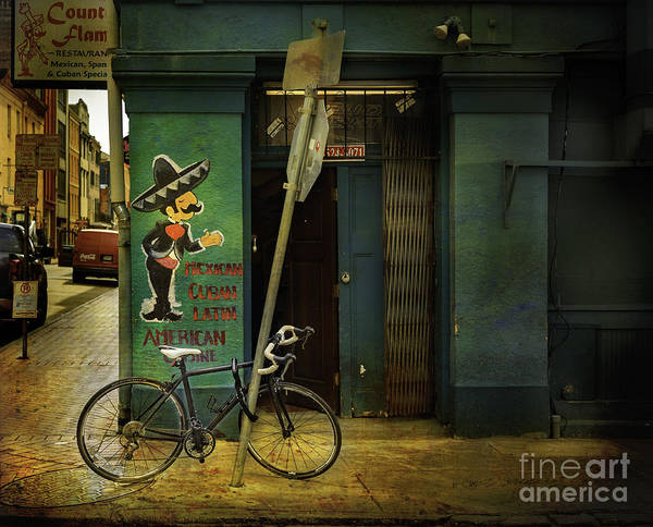 Photograph - The Ethnic Bicycle by Craig J Satterlee