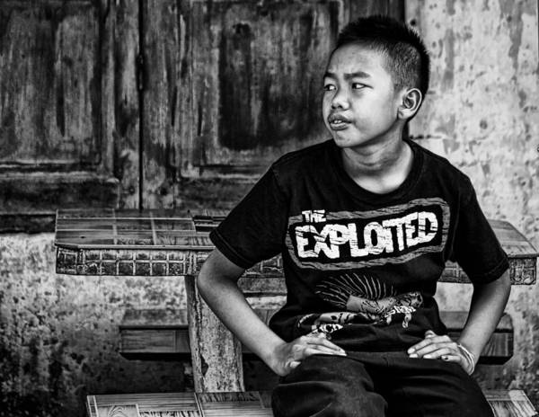 Photograph - The Exploited by Cameron Wood