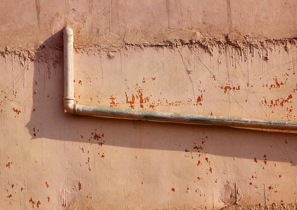 Wall Art - Photograph - The Extended Alphabet L by Prakash Ghai