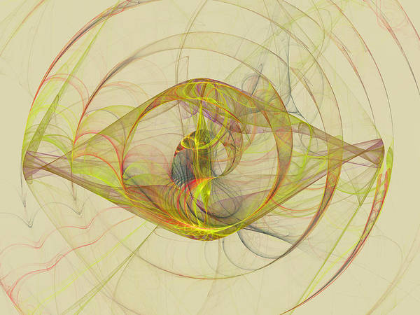 Digital Art - The Eye Of Ra by Frederic Durville