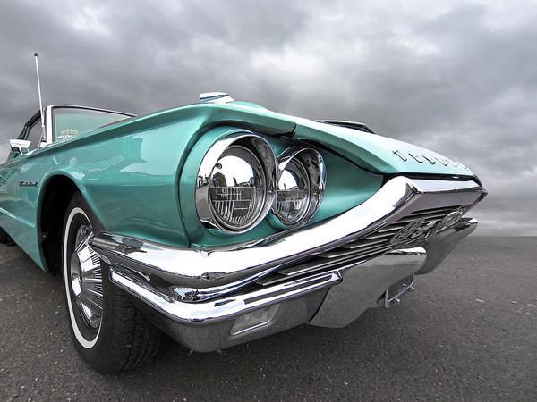 Photograph - The Eyes Have It - 1964 Thunderbird by Gill Billington