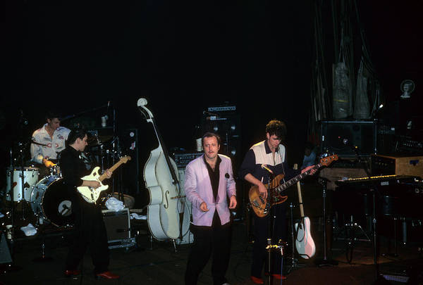 Photograph - The Fabulous Thunderbirds At The Trocadero In Philly by Rich Fuscia