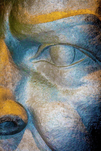 Photograph - The Face Is A Picture Of The Mind With The Eyes As Its Interpreter. Cicero by Susie Weaver