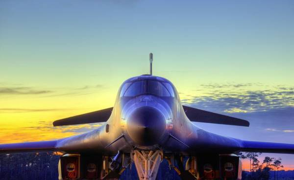 Photograph - The Face Of American Airpower by JC Findley