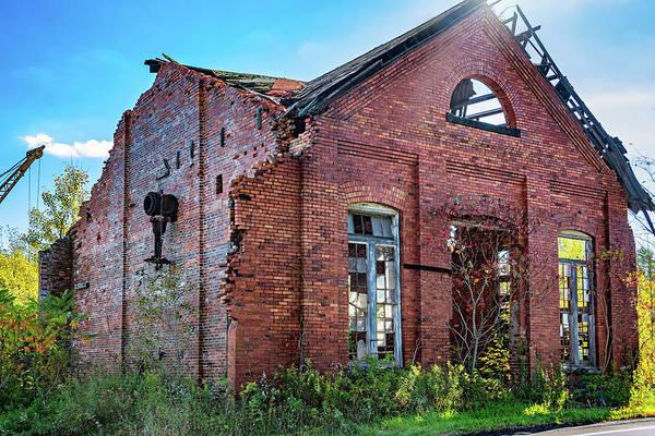 Wall Art - Photograph - The Factory 2 by Steve Harrington