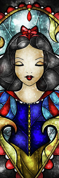 Digital Art - The Fairest by Mandie Manzano