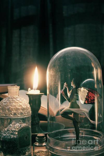 Photograph - The Fairy by Clayton Bastiani