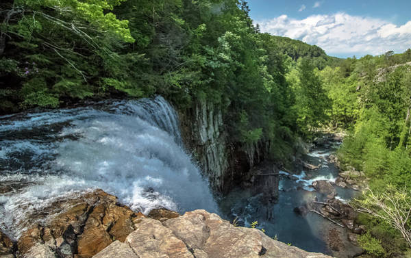 Photograph - The Falls by Mike Dunn