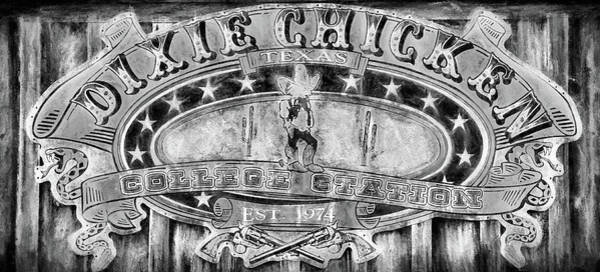 Wall Art - Digital Art - The Famous Dixie Chicken by JC Findley