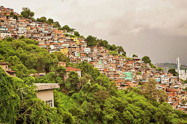Photograph - The Favela by Jill Love