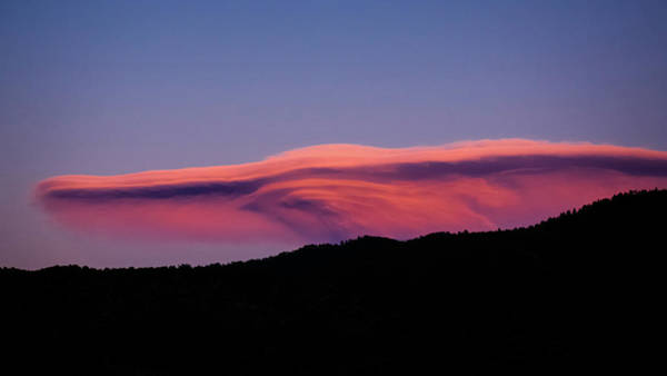 Photograph - The Ferengi Cloud by Jason Coward