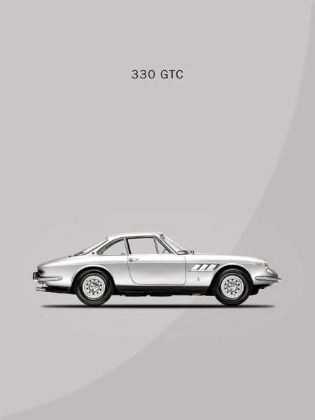 Wall Art - Photograph - The Ferrari 330 Gtc by Mark Rogan