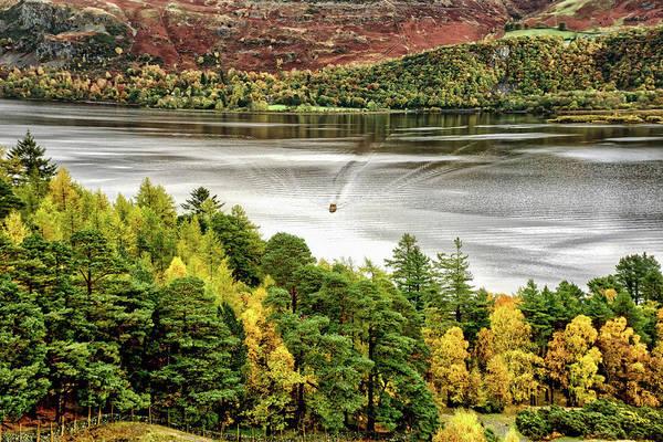 Photograph - The Ferry by Makk Black