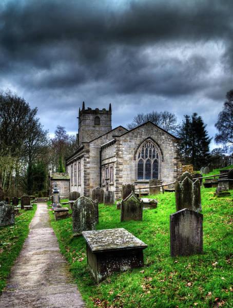 Photograph - The Fewston Church by Dennis Dame