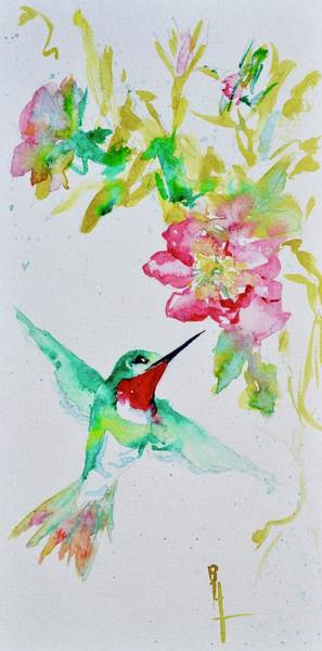 Painting - The Finest Jewel by Beverley Harper Tinsley