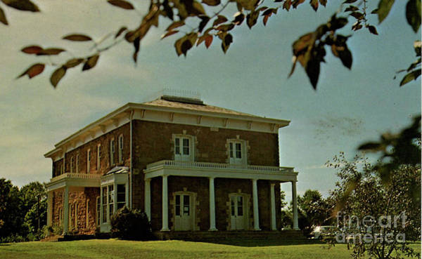 Muskogee Photograph - The Five Civilized Tribes Museum by Ruth Housley