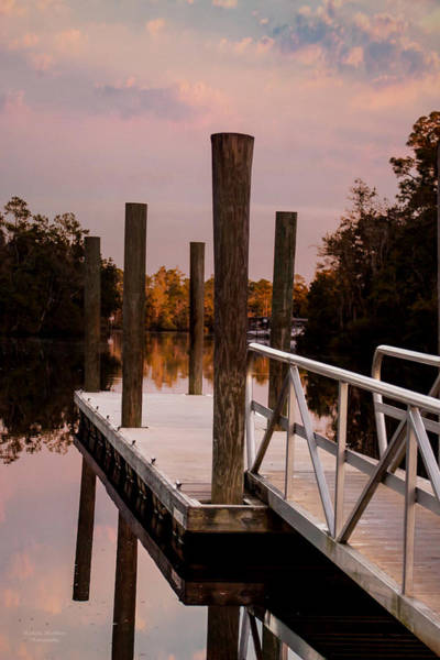 Photograph - The Floating Pier by Mechala Matthews