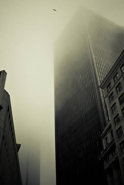 Wall Art - Photograph - The Fog by Andrew Kubica