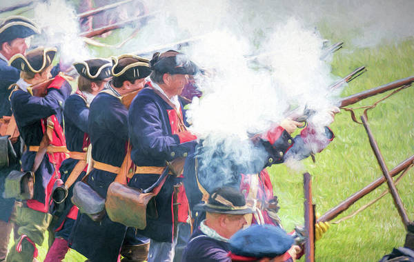 Frankenmuth Photograph - The Fog Of Battle by Wes Iversen