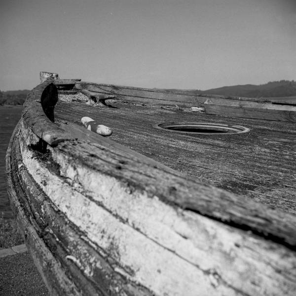 Photograph - The Foredeck by HW Kateley