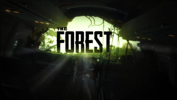 Transportation Digital Art - The Forest by Super Lovely