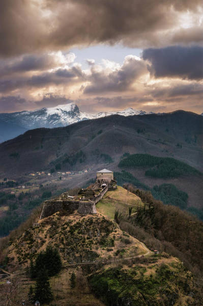 Photograph - The Fortress by Matteo Viviani