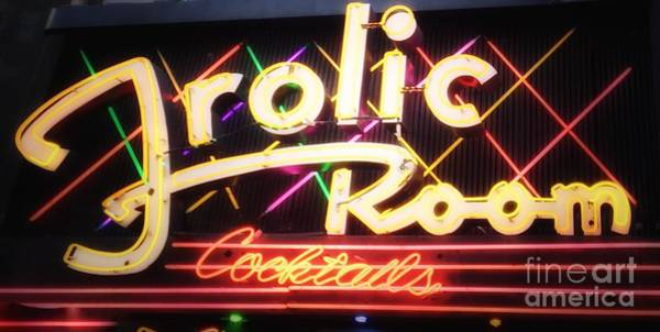 Photograph - The  Frolic Room by Jenny Revitz Soper
