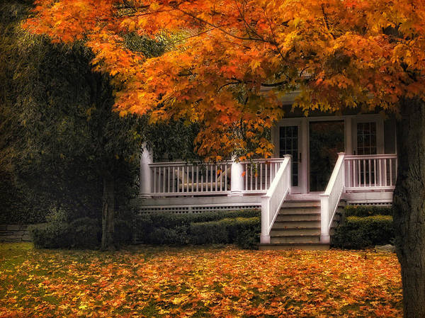 Front Porch Photograph - The Front Porch by Jessica Jenney