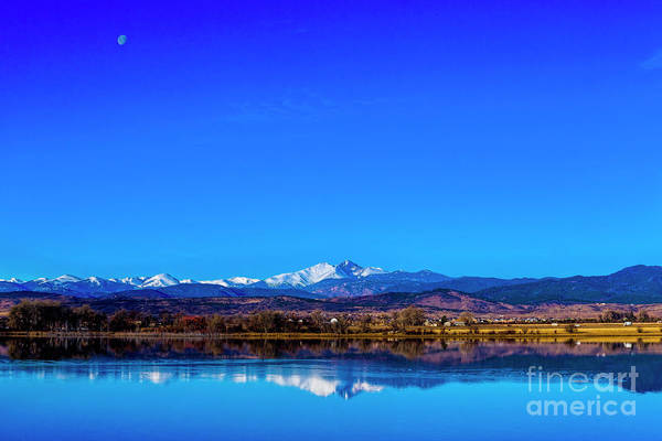 Photograph - The Front Range by Jon Burch Photography