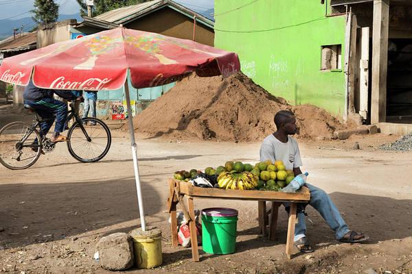 Photograph - The Fruit Seller by RicardMN Photography