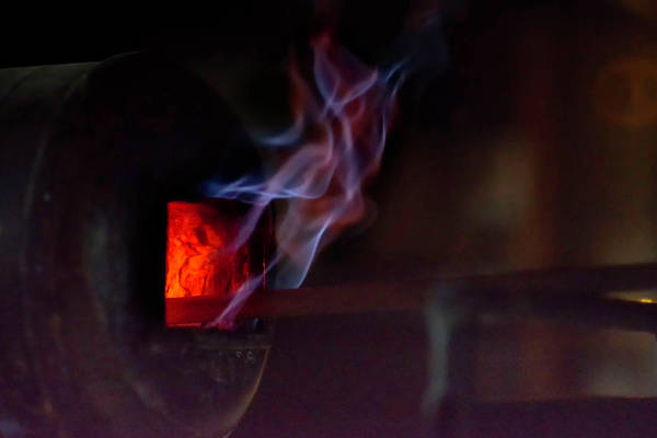 Photograph - The Furnace by Jean Gill
