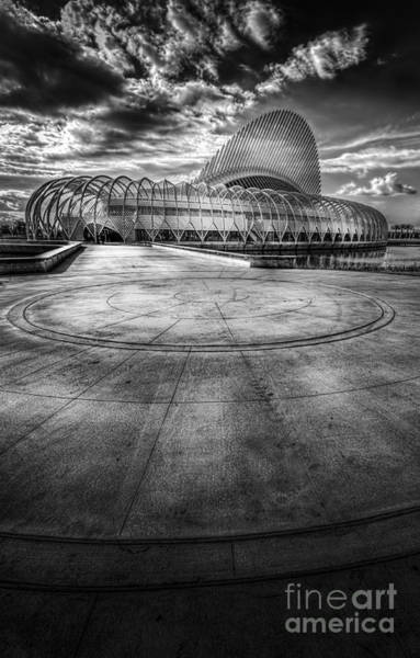 Santiago Calatrava Photograph - The Future Is Now by Marvin Spates