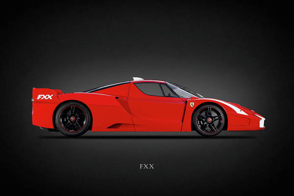 Wall Art - Photograph - The Fxx by Mark Rogan