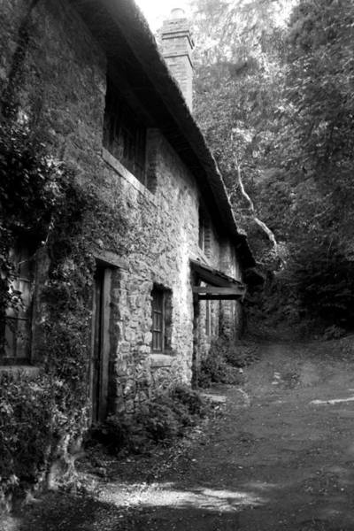 Photograph - The Game Keepers Cottage by Michael Hope