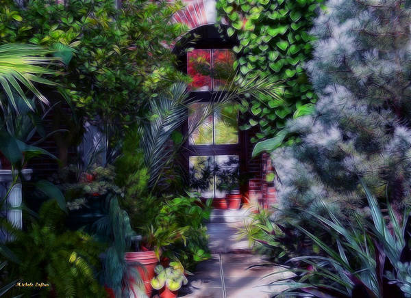 Photograph - The Garden by Michele A Loftus