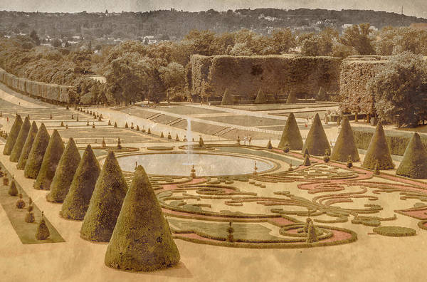 Photograph - Sceaux, France - The Gardens Of Sceaux by Mark Forte