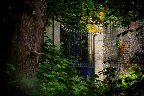 Photograph - The Gate by Jeremy Lavender Photography
