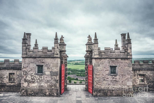 English Countryside Photograph - The Gate Of Evermore by Evelina Kremsdorf