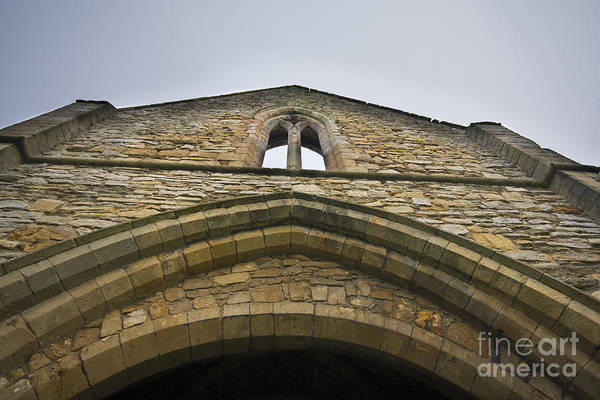 Abbey Photograph - The Gatehouse by Smart Aviation