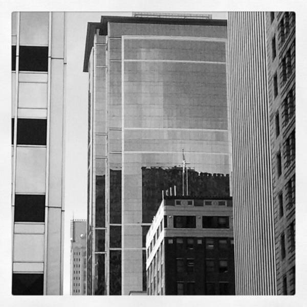 Photograph - The Geometey Of Architecture by Tammy Winand